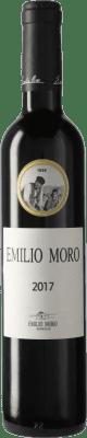 12,95 € Free Shipping | Red wine Emilio Moro D.O. Ribera del Duero Castilla y León Spain Medium Bottle 50 cl