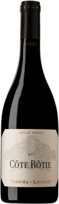 79,95 € Free Shipping | Red wine Tardieu-Laurent A.O.C. Côte-Rôtie France Syrah, Serine Bottle 75 cl
