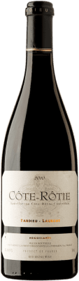 84,95 € Free Shipping | Red wine Tardieu-Laurent 2010 A.O.C. Côte-Rôtie France Syrah, Serine Bottle 75 cl