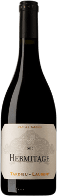115,95 € Free Shipping | Red wine Tardieu-Laurent A.O.C. Hermitage France Syrah, Serine Bottle 75 cl