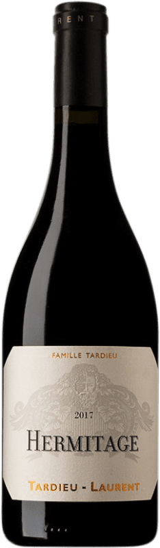97,95 € Free Shipping | Red wine Tardieu-Laurent A.O.C. Hermitage France Syrah, Serine Bottle 75 cl