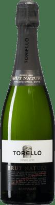 19,95 € Free Shipping | White sparkling Torelló Brut Nature Corpinnat Spain Macabeo, Xarel·lo, Parellada Bottle 75 cl