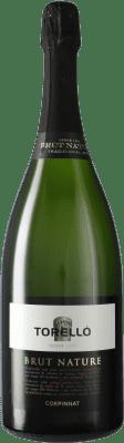 39,95 € Free Shipping | White sparkling Torelló Brut Nature Corpinnat Spain Macabeo, Xarel·lo, Parellada Magnum Bottle 1,5 L