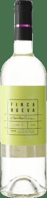 5,95 € Envío gratis | Vino blanco Finca Nueva D.O.Ca. Rioja España Viura Botella 75 cl