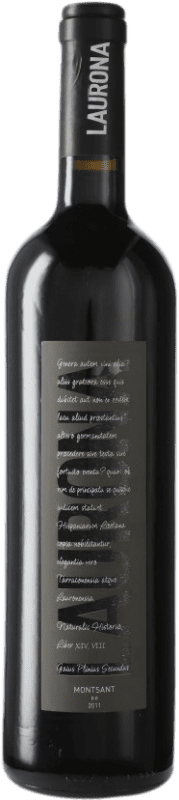 13,95 € Free Shipping | Red wine Celler Laurona D.O. Montsant Catalonia Spain Bottle 75 cl