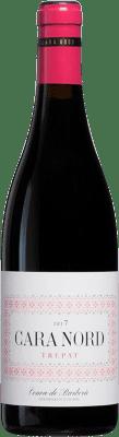 17,95 € Free Shipping | Red wine Cara Nord D.O. Conca de Barberà Catalonia Spain Trepat Bottle 75 cl