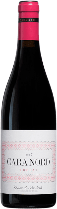 11,95 € Free Shipping | Red wine Cara Nord D.O. Conca de Barberà Catalonia Spain Trepat Bottle 75 cl