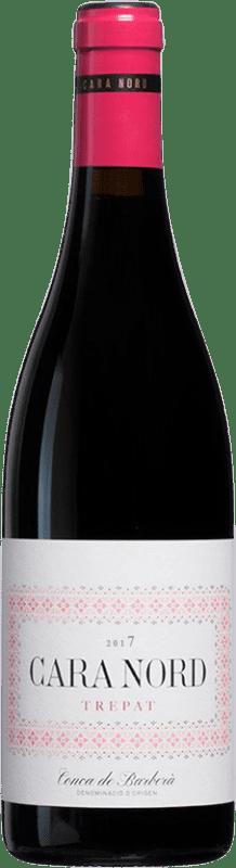 11,95 € Envoi gratuit | Vin rouge Cara Nord D.O. Conca de Barberà Catalogne Espagne Trepat Bouteille 75 cl