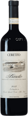 66,95 € Free Shipping | Red wine Ceretto D.O.C.G. Barolo Piemonte Italy Nebbiolo Bottle 75 cl