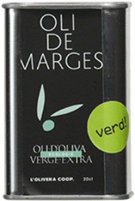 12,95 € Free Shipping | Cooking Oil L'Olivera Marges Oli Eco Spain Small Bottle 20 cl