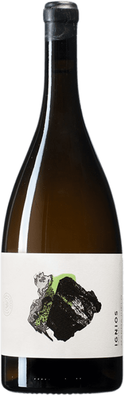 63,95 € Free Shipping | White wine Ignios Orígenes Marmajuelo D.O. Ycoden-Daute-Isora Spain Magnum Bottle 1,5 L