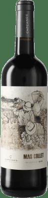 8,95 € Envío gratis | Vino tinto Capçanes Mas Collet D.O. Montsant Cataluña España Botella 75 cl