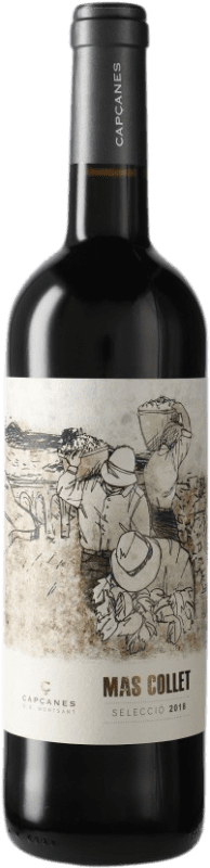 8,95 € Free Shipping | Red wine Capçanes Mas Collet D.O. Montsant Catalonia Spain Bottle 75 cl