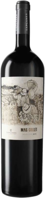 17,95 € Kostenloser Versand | Rotwein Capçanes Mas Collet D.O. Montsant Katalonien Spanien Magnum-Flasche 1,5 L