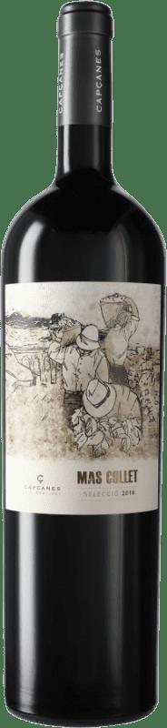 17,95 € Envío gratis | Vino tinto Capçanes Mas Collet D.O. Montsant Cataluña España Botella Mágnum 1,5 L
