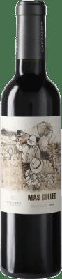 4,95 € Kostenloser Versand | Rotwein Capçanes Mas Collet D.O. Montsant Spanien Halbe Flasche 37 cl