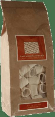 6,95 € Free Shipping | Italian pasta Paolo Petrilli Mezzi Paccheri Italy