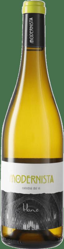 7,95 € Free Shipping   White wine Pagos de Híbera Modernista Blanc D.O. Terra Alta Catalonia Spain Bottle 75 cl