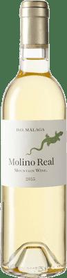 36,95 € Envío gratis   Vino blanco Telmo Rodríguez Molino Real D.O. Sierras de Málaga España Moscatel Botella Medium 50 cl