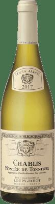 36,95 € Free Shipping | White wine Louis Jadot Montée de Tonnerre A.O.C. Chablis Premier Cru Burgundy France Chardonnay Bottle 75 cl