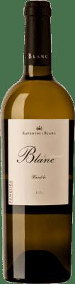 29,95 € Free Shipping | White wine Raventós i Blanc Montserrat D.O. Penedès Catalonia Spain Xarel·lo Bottle 75 cl