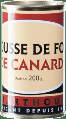 9,95 € Envío gratis | Foie y Patés J. Barthouil Mousse de Foie de Canard Francia
