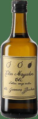 14,95 € Envío gratis | Aceite Clos Mogador Oli d'Oliva Verge Extra España Botella Medium 50 cl