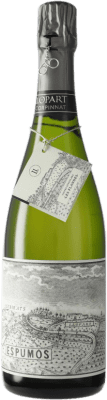 58,95 € Free Shipping | White sparkling Llopart Original 1887 Brut Nature 2008 Corpinnat Spain Monastrell, Macabeo, Xarel·lo Bottle 75 cl