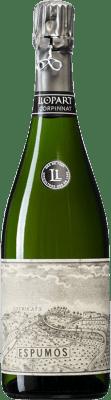 63,95 € Free Shipping | White sparkling Llopart Original 1887 Brut Nature 2008 Corpinnat Spain Monastrell, Macabeo, Xarel·lo Bottle 75 cl