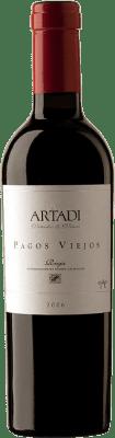 32,95 € Free Shipping   Red wine Artadi Pagos Viejos D.O. Navarra Navarre Spain Tempranillo, Viura Half Bottle 37 cl