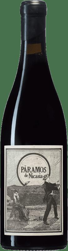12,95 € Envoi gratuit | Vin rouge Máquina & Tabla Páramos de Nicasia D.O. Toro Castille et Leon Espagne Tinta de Toro Bouteille 75 cl