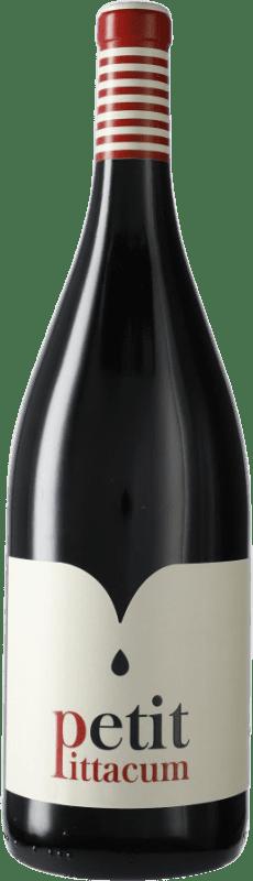 19,95 € Free Shipping | Red wine Pittacum Petit Pittacum D.O. Bierzo Castilla y León Spain Magnum Bottle 1,5 L