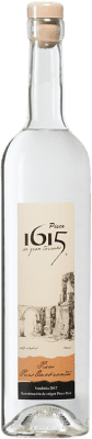 19,95 € Free Shipping | Pisco Pisco 1615 Puro Quebranta Peru Bottle 70 cl