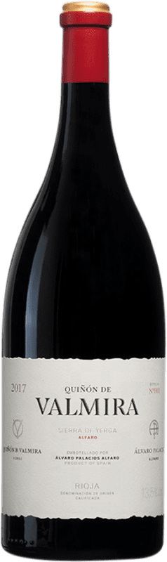2 815,95 € Free Shipping | Red wine Palacios Remondo Quiñón de Valmira D.O.Ca. Rioja Spain Grenache Special Bottle 5 L