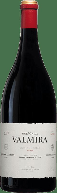 2 815,95 € Envío gratis | Vino tinto Palacios Remondo Quiñón de Valmira D.O.Ca. Rioja España Garnacha Botella Especial 5 L