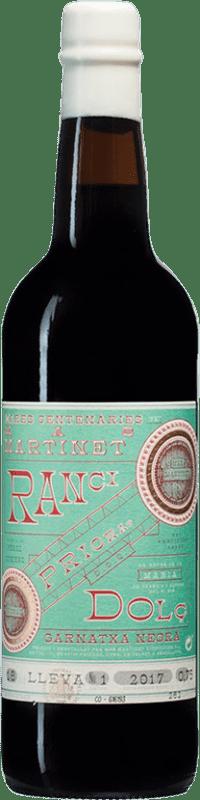 146,95 € Envoi gratuit | Vin rouge Mas Martinet Ranci Dolç D.O.Ca. Priorat Catalogne Espagne Grenache Bouteille 75 cl
