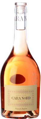 15,95 € Free Shipping | Rosé wine Cara Nord Rosat D.O. Conca de Barberà Catalonia Spain Trepat Bottle 75 cl
