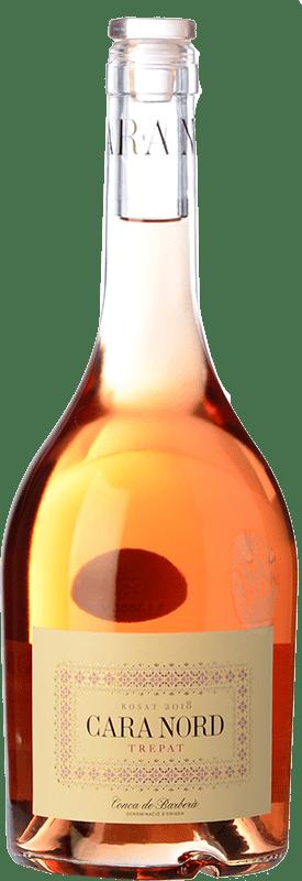 9,95 € Envoi gratuit | Vin rose Cara Nord Rosat D.O. Conca de Barberà Catalogne Espagne Trepat Bouteille 75 cl