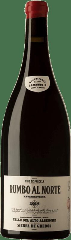 288,95 € Kostenloser Versand   Rotwein Comando G Rumbo al Norte I.G.P. Vino de la Tierra de Castilla y León Kastilien und León Spanien Grenache Magnum-Flasche 1,5 L