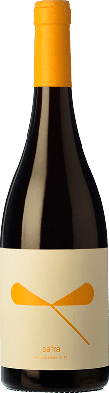9,95 € Free Shipping | Red wine Roure Safrà D.O. Valencia Valencian Community Spain Bottle 75 cl