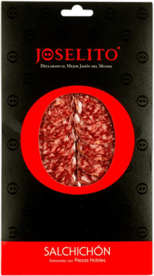 6,95 € Free Shipping | Sausages Joselito Salchichón 100% Natural Spain