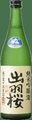 35,95 € Kostenloser Versand | Sake Dewazakura Sansan Japan Flasche 72 cl