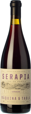 19,95 € Free Shipping   Red wine Máquina & Tabla Serapia I.G.P. Vino de la Tierra de Castilla y León Castilla y León Spain Grenache Bottle 75 cl