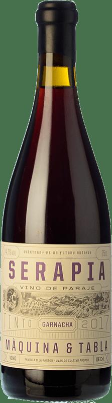 19,95 € Free Shipping | Red wine Máquina & Tabla Serapia I.G.P. Vino de la Tierra de Castilla y León Castilla y León Spain Grenache Bottle 75 cl