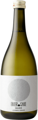 31,95 € Kostenloser Versand | Sake Enter Sake Silver New Japan Flasche 72 cl