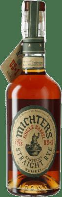 56,95 € Envío gratis | Bourbon Michter's American Single Barrel Rye Kentucky Estados Unidos Botella 70 cl