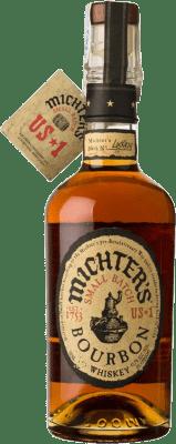 56,95 € Envío gratis | Bourbon Michter's American Small Batch Kentucky Estados Unidos Botella 70 cl
