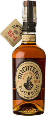56,95 € Free Shipping | Bourbon Michter's American Small Batch Kentucky United States Bottle 70 cl