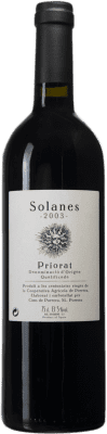 28,95 € Free Shipping | Red wine Finques Cims de Porrera Solanes D.O.Ca. Priorat Catalonia Spain Bottle 75 cl