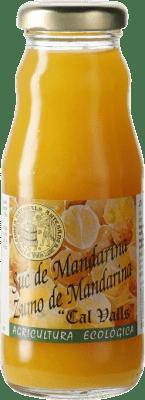 1,95 € Kostenloser Versand | Confituras y Mermeladas Cal Valls Suc de Mandarina Spanien Kleine Flasche 20 cl